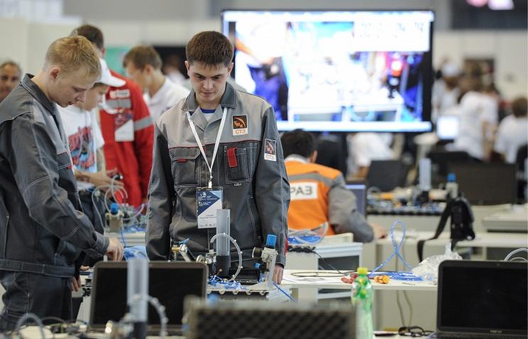 В Ивановской области проходит чемпионат рабочих профессий WorldSkills