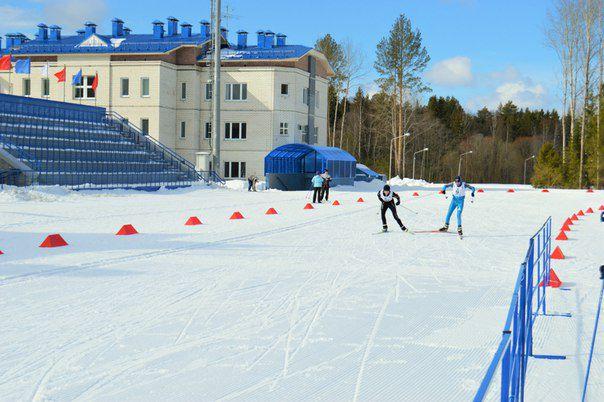 В Кировской области открыт лыжно-биатлонный комплекс «Перекоп»