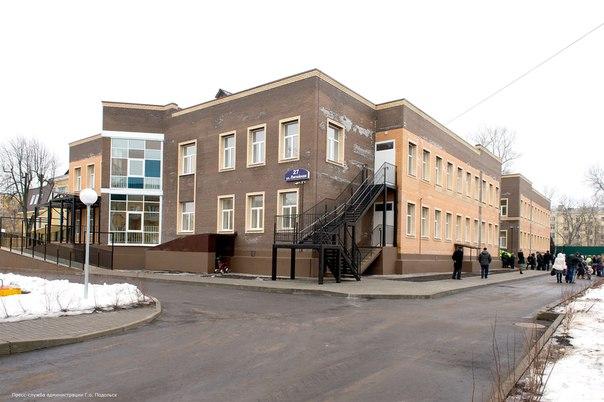В Московской области открыт детский сад на 180 мест