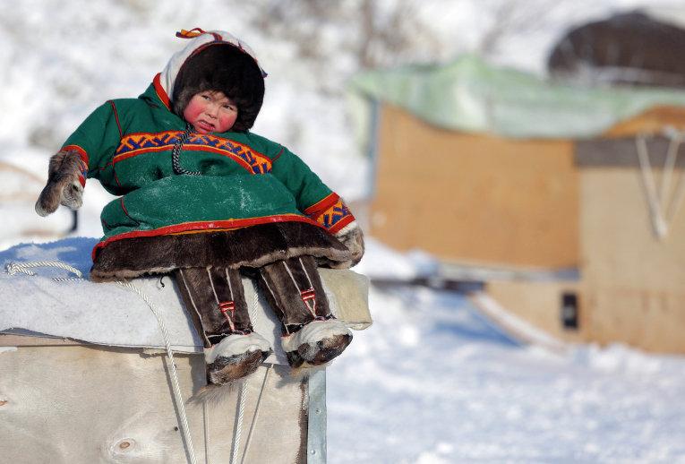 В Ненецком АО организуют кочующий детский сад для обучения детей коренных народов без отрыва от традиционного образа жизни