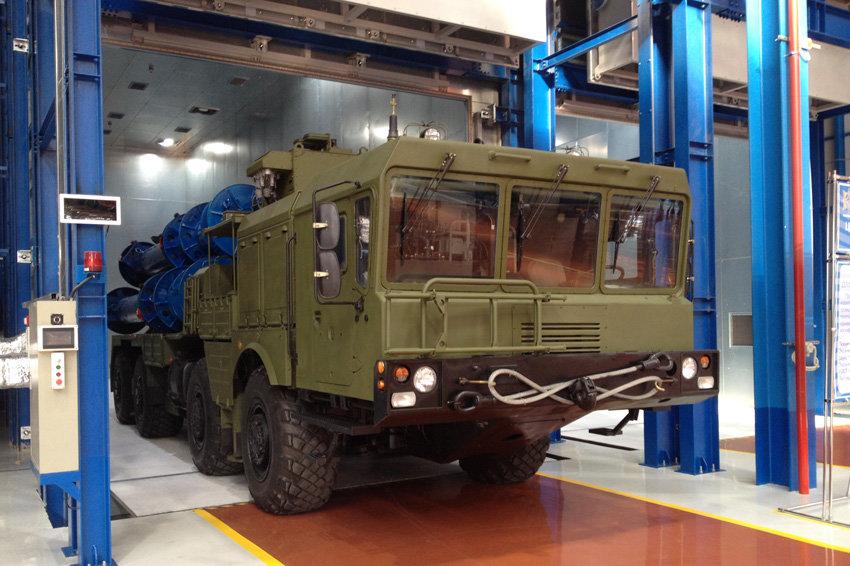 В Нижнем Новгороде открыт завод по производству зенитных ракетных систем и радиолокационных комплексов