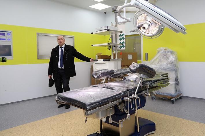 В Ноябрьске открылся главный перинатальный центр Ямала 2