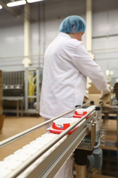 В Подмосковье запущена новая линия по производству сыра