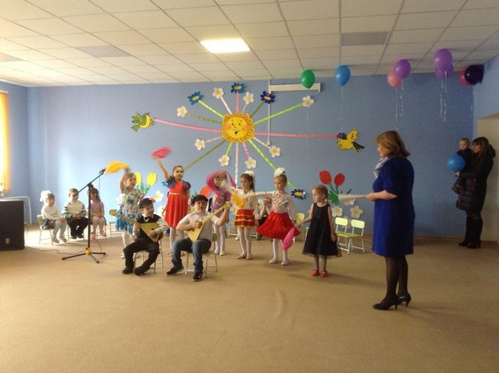 В Свердловской области открыт детский сад «Рябинушка»