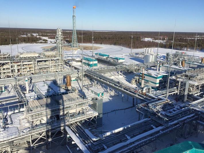 В ЯНАО запущена вторая очередь Вынгапуровского ГПЗ