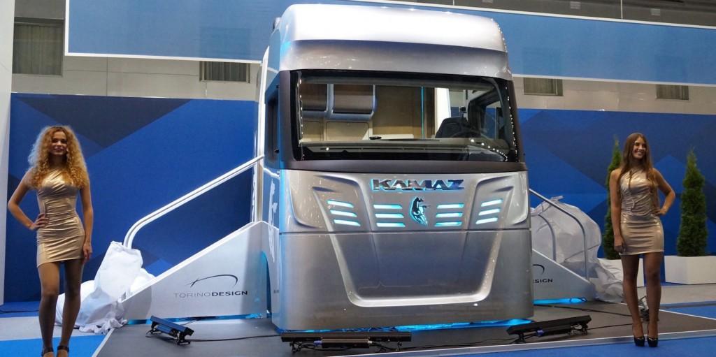 Доля акций в компании КАМАЗ, принадлежащая Daimler, возвращается в Россию