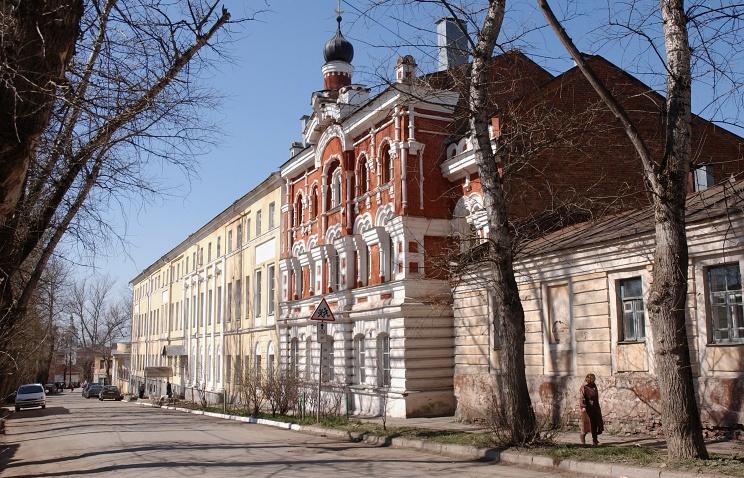 Город Калуга пополнит список городов Золотого кольца России