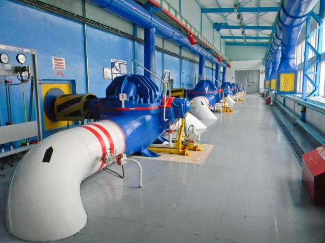 Импортозамещение Транснефть ввела в строй завод по производству насосов