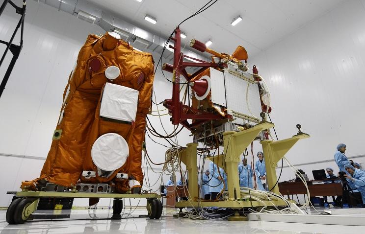 Испытания спутника Ломоносов завершенына космодроме Восточный