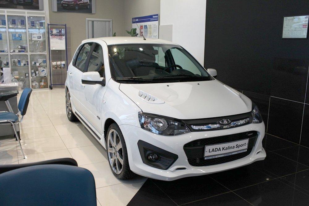 Компания Лада Спорт заявила о рекордном количестве проданных автомобилей