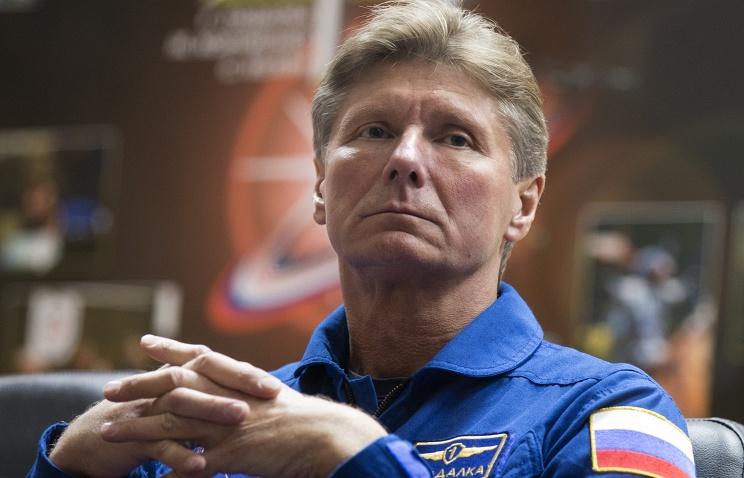 Космонавт Геннадий Падалка признан рекордсменом по времени пребывания на МКС