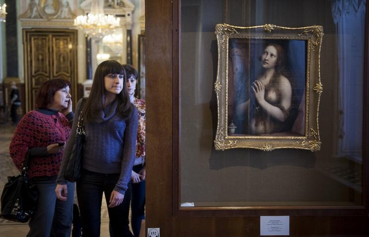 Музей Эрмитаж вошел в топ-10 по итогам акции Неделя музеев в Twitter