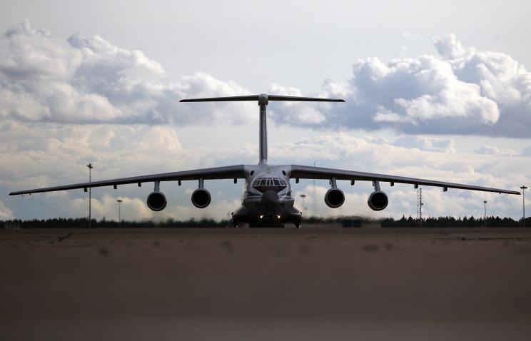 Начались заводские наземные и летные испытания первого модернизированного военно-транспортного самолета Ил-76МДМ