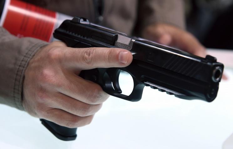 Новый пистолет для Минобороны проходит испытания