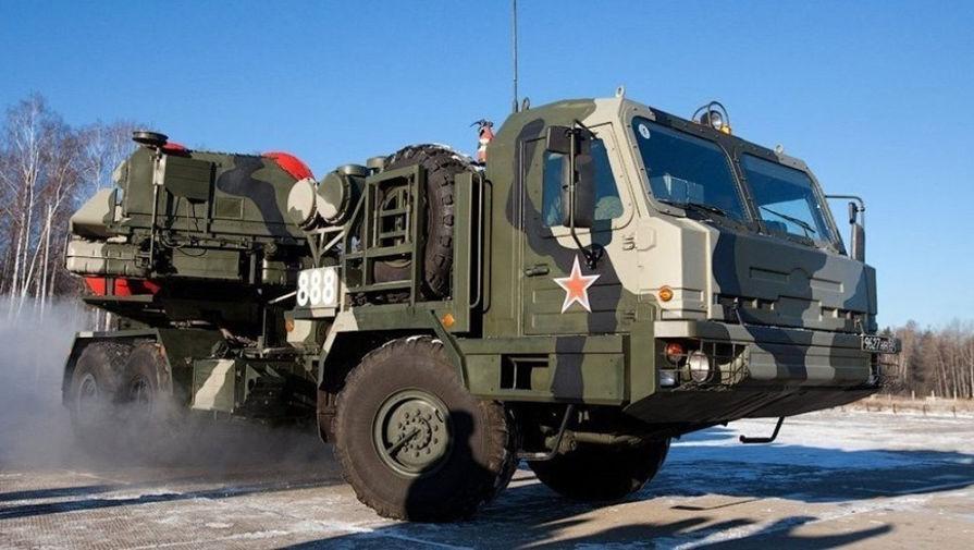 Перспективный зенитный ракетный комплекс С-500 получит полностью защищенную от прослушивания систему связи