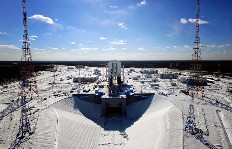 Первый запуск с космодрома Восточный состоится 27 апреля в 5.01 по московскому времени