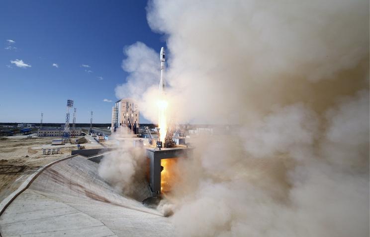 Поехали... - Первый пуск ракеты с космодрома Восточный прошел успешно