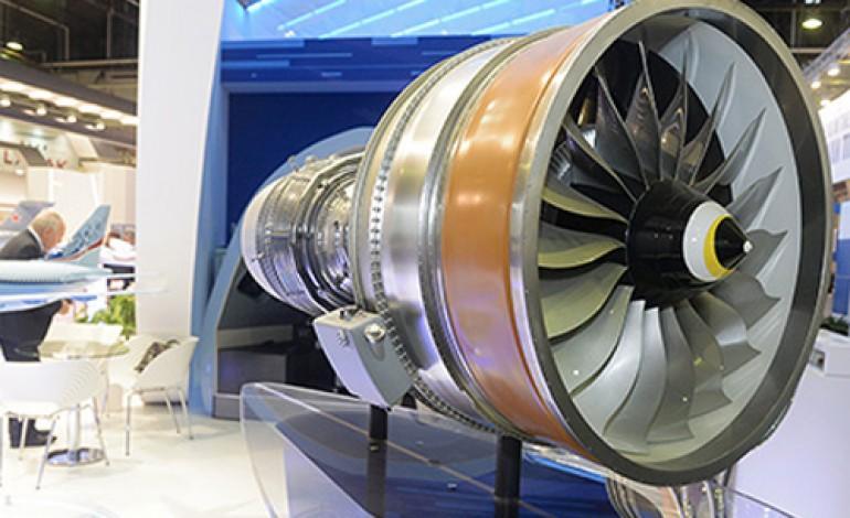 Российские ученые создали лопатки для авиадвигателей из нового материала