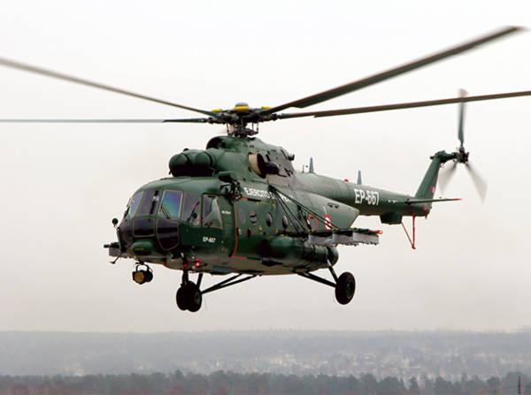 Россия создает технический центр по обслуживанию вертолетов в Перу