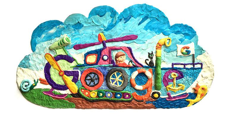 Школьница из Нижнего Новгорода победила в конкурсе логотипов для Google