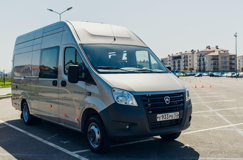 Стартовали продажи фургонов ГАЗель Next 1
