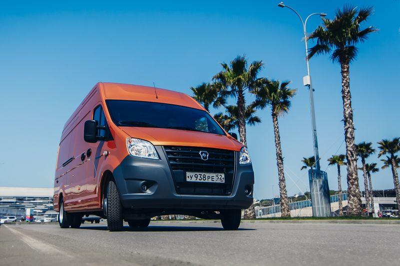 Стартовали продажи фургонов ГАЗель Next