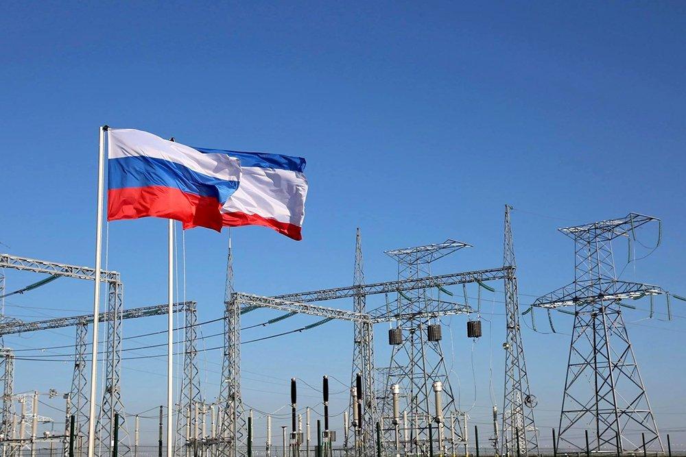 Строительство второй очереди энергомоста в Крым идет опережающими темпами