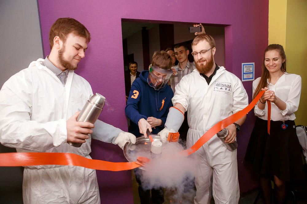 Центр молодежного инновационного творчества «СуперЛаб» открыт в Москве