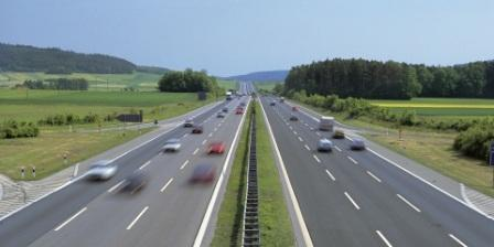 В России появится сеть скоростных автотрасс с скоростным лимитом в 150 кмч