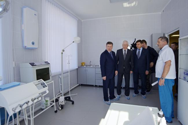 В Тюменской области открыта новая стоматологическая клиника