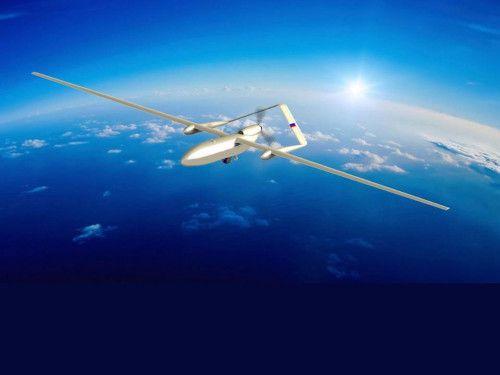 Начаты испытания нового разведывательного-ударного беспилотника «Орион»