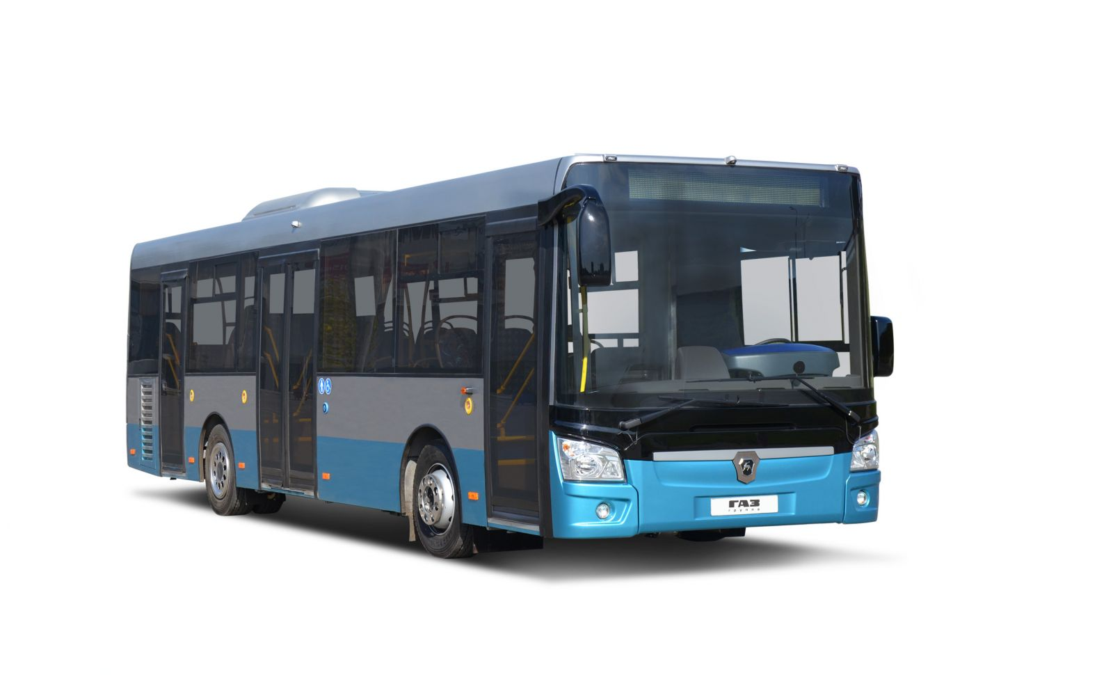 Москва получит более 300 новых автобусов «ЛиАЗ» производства «Группы ГАЗ»