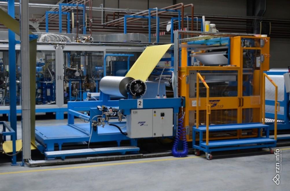 24 мая в Рязани состоялась церемония открытия нового завода корпорации ТехноНиколь по производству теплоизоляционных материалов.