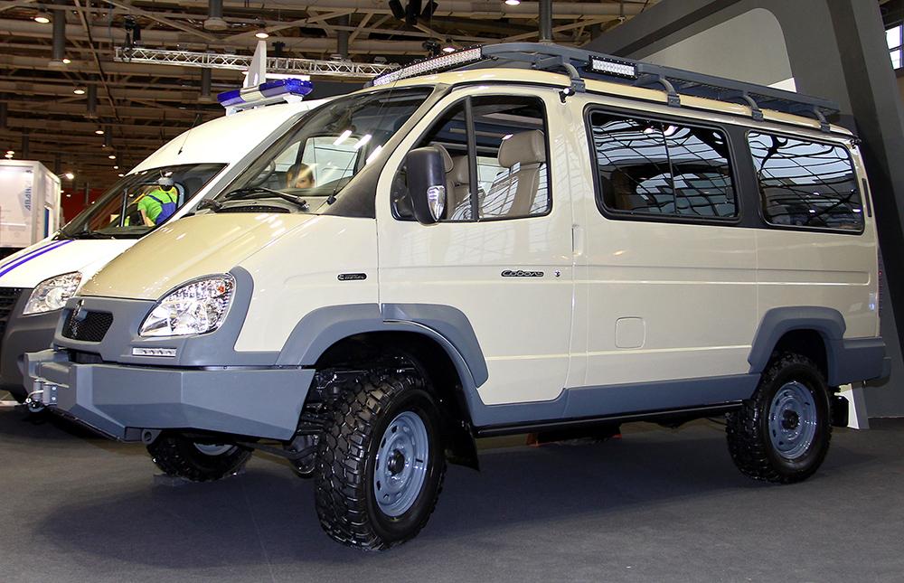 На выставке «Комплексная безопасность-2016» новые модели своих машин представила «Группа ГАЗ» 2