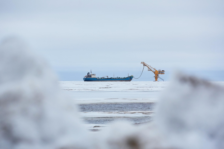 Ямальская нефть впервые начнет отгружаться через морской терминал «Ворота Арктики»