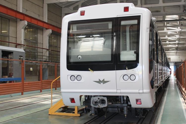 ОАО Метровагонмаш произвел модернизацию подвижного состава для Будапештского метрополитена