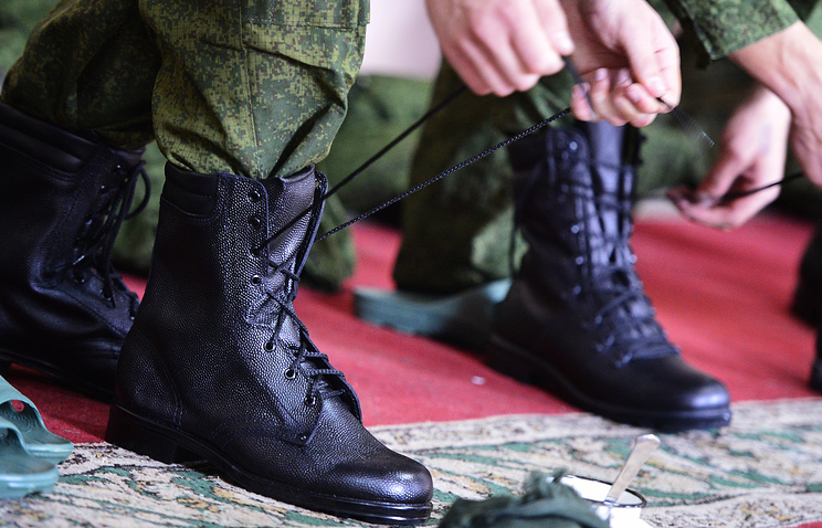 """Группа компаний """"Обувь России"""" запустила производство специальной обуви для силовых структур и госпредприятий, вложив в него 100 млн рублей, в Бердске Новосибирской области."""