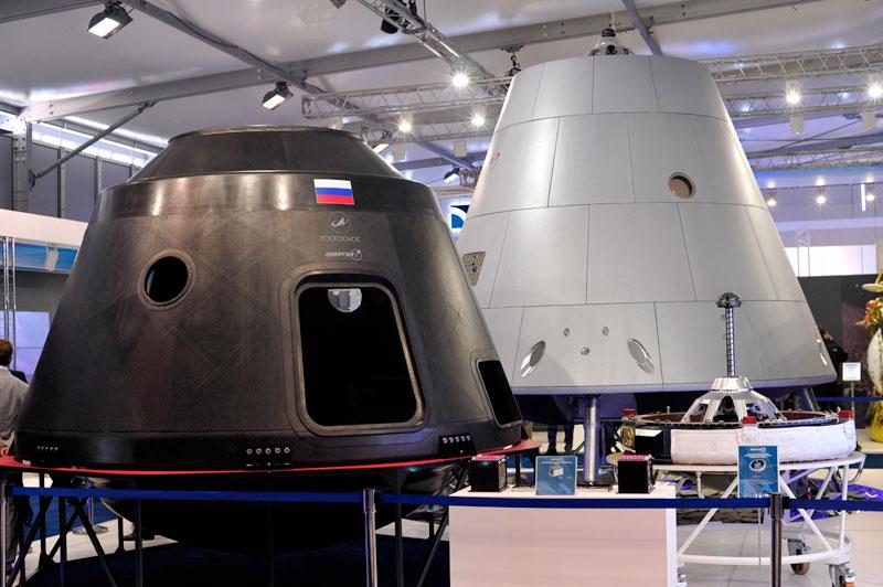 Ракетно-космическая корпорация «Энергия» получила патент на терморегулирующее покрытие для пилотируемого космического транспортного корабля