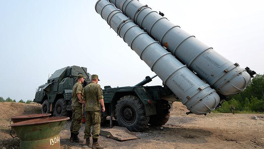 Российская Федерация поставила в Белоруссию четвертый дивизион ЗРК С-300