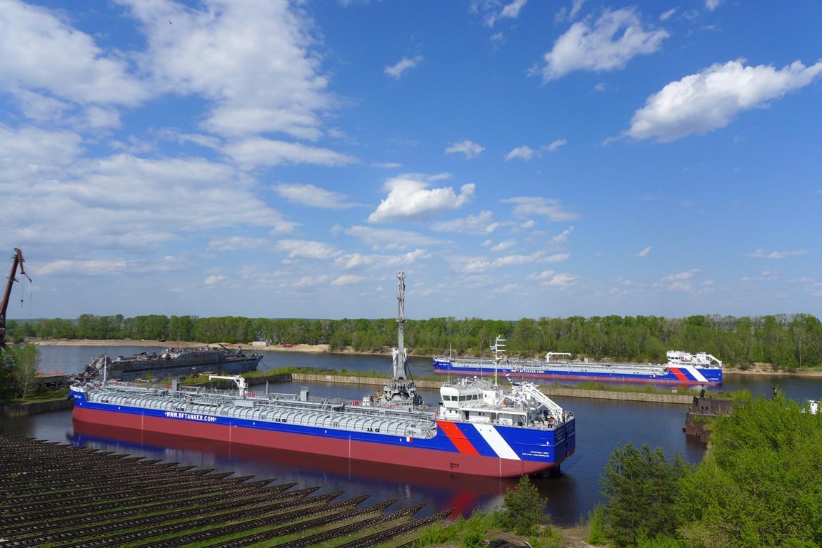 Танкер «Балт Флот 11» передан заказчику