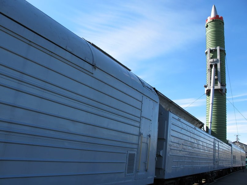 В России начали строить новый поезд для ядерных ракет Баргузин