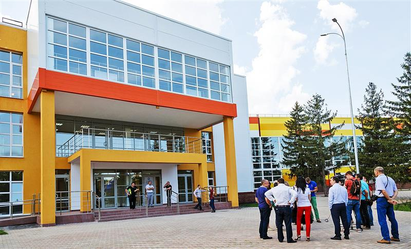 В Самаре открыт спортивный центр «Орбита»