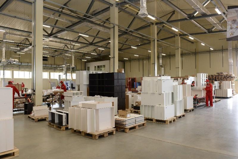 В Смоленской области запущена первая очередь нового мебельного производства