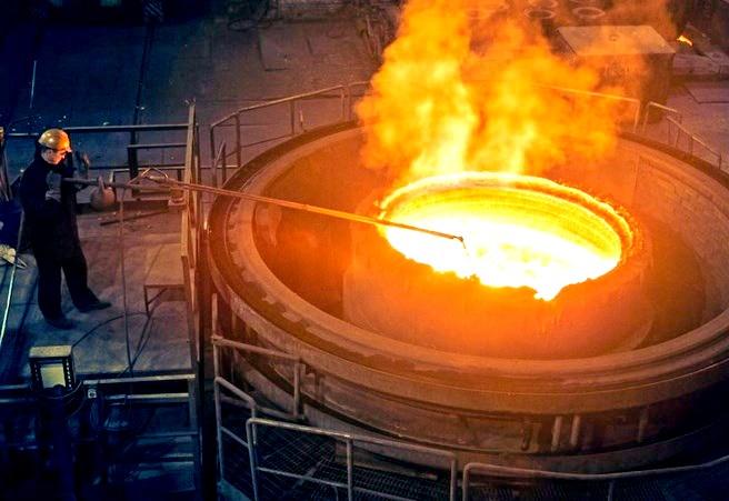 Выксунском металлургическом создали новую марку стали
