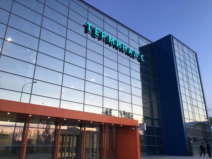Запущен новый терминал волгоградского аэропорта