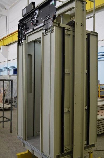 Чувашский завод запустил производство современных лифтов, цена которых в два раза ниже импортных