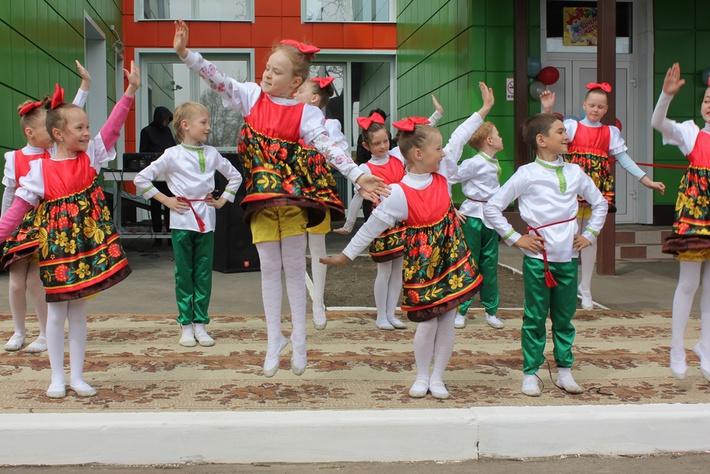 В с.Хомутово (Иркутская обл.) открылся детский сад