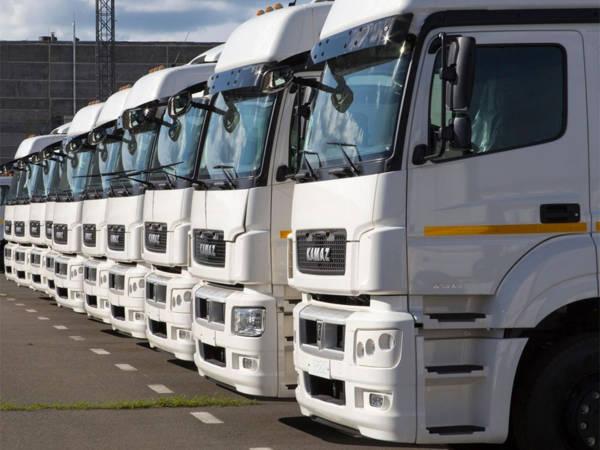 С начала 2016 года продажи КАМАЗа увеличились на 30%