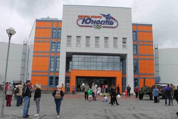 32-й ФОК открыли в Нижегородской области