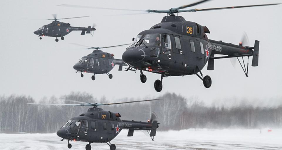 Холдинг «Вертолеты России» (входит в Ростех) поставил в Минобороны РФ уже более 30 легких вертолетов «Ансат-У».